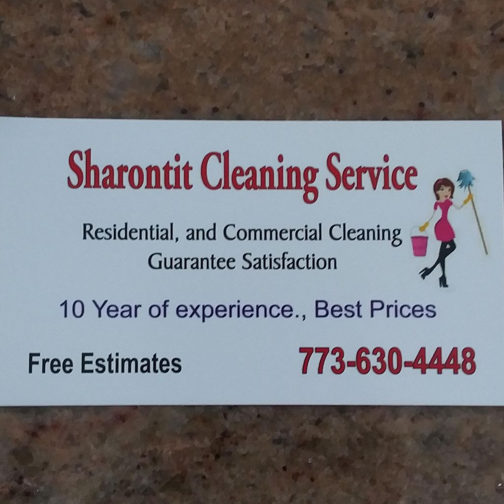 Sharontit cleaning service