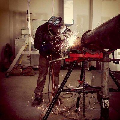 Avatar for Molten-force welding