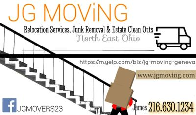 Avatar for Jg Moving LLC