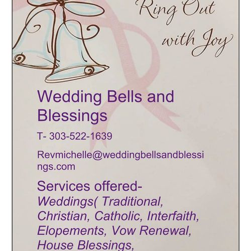Customized ceremonies just for YOU