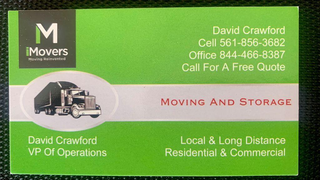 I Movers LLC
