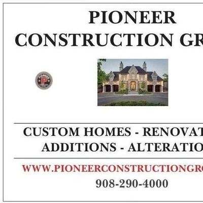 Avatar for PIONEER CONSTRUCTION GROUP