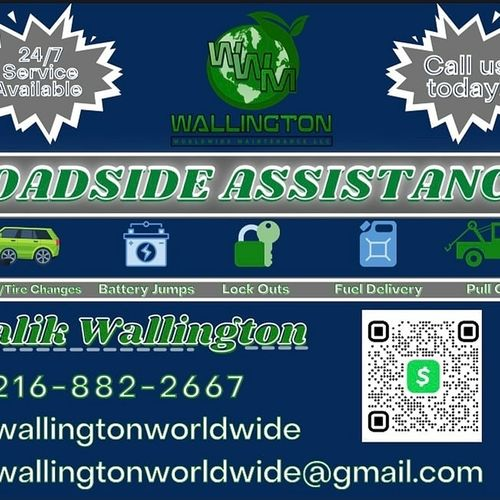 Give us a call for all of your roadside assistance needs