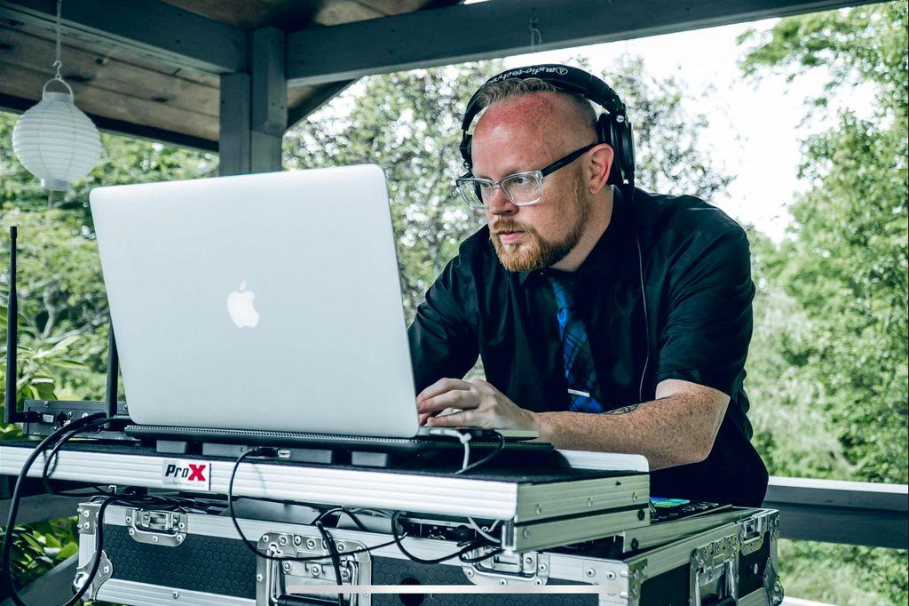 The Real DJ B