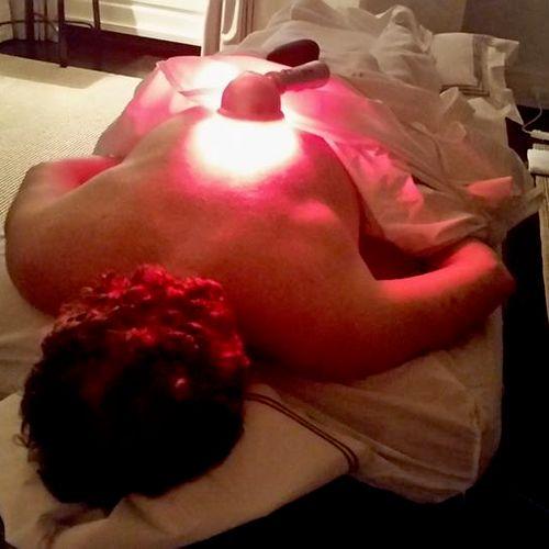 Infra Red Light Healing