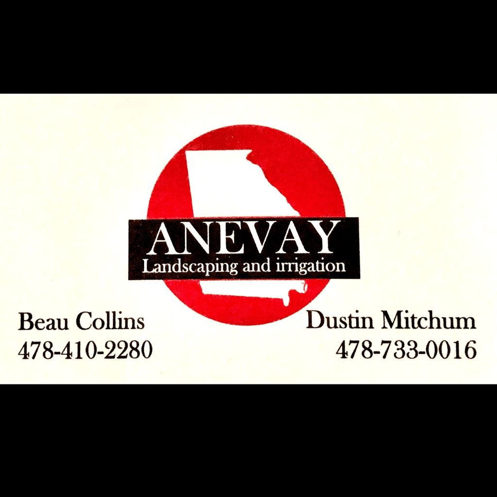 Anevay landscaping and irrigation repair