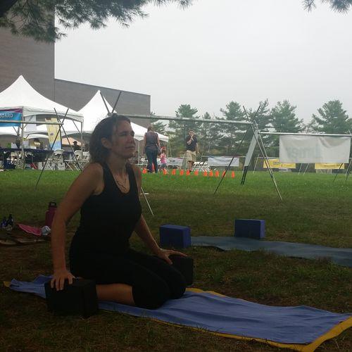 Yogassage