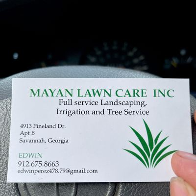 Avatar for Mayan lawn care & landscaping