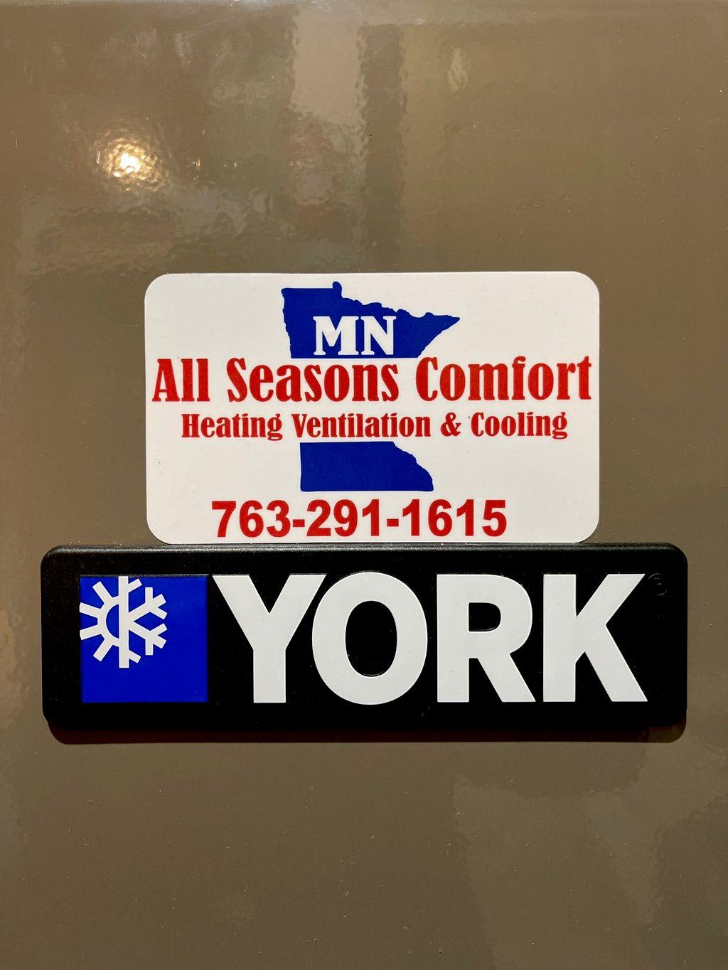 MN All Seasons Comfort LLC