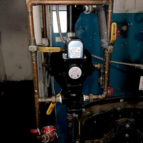 Water feeder insulation
