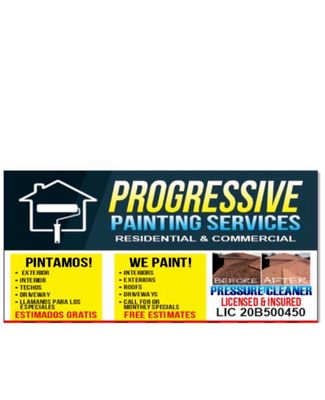 Avatar for Progressive painting services