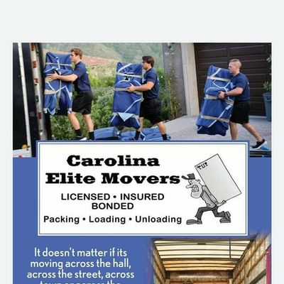 Avatar for Carolina Elite Movers