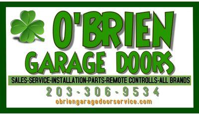 Avatar for O'Brien Garage Door Service