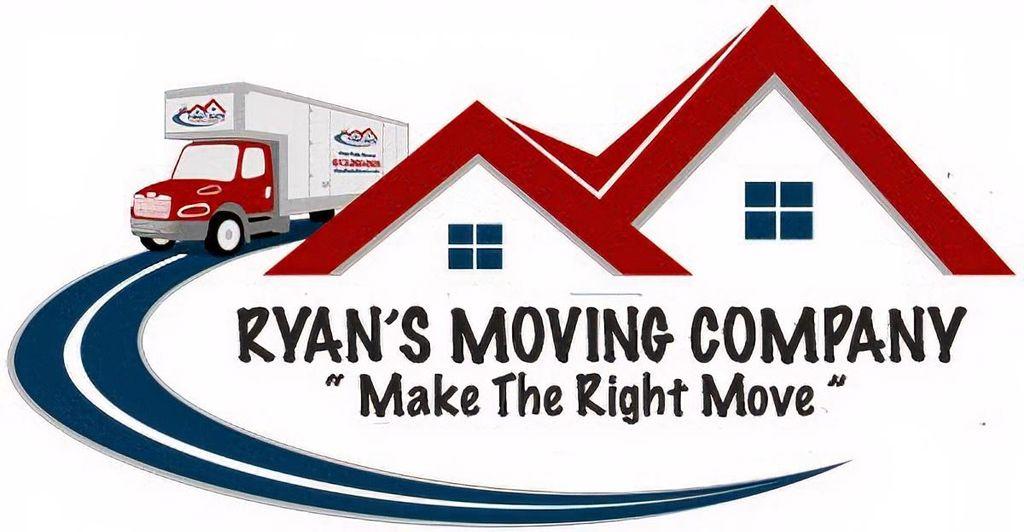 Ryans Moving Company