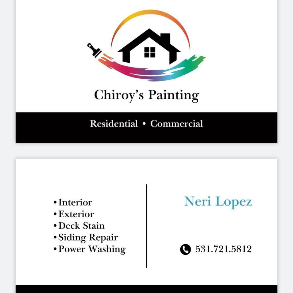Chiroy's painting Llc