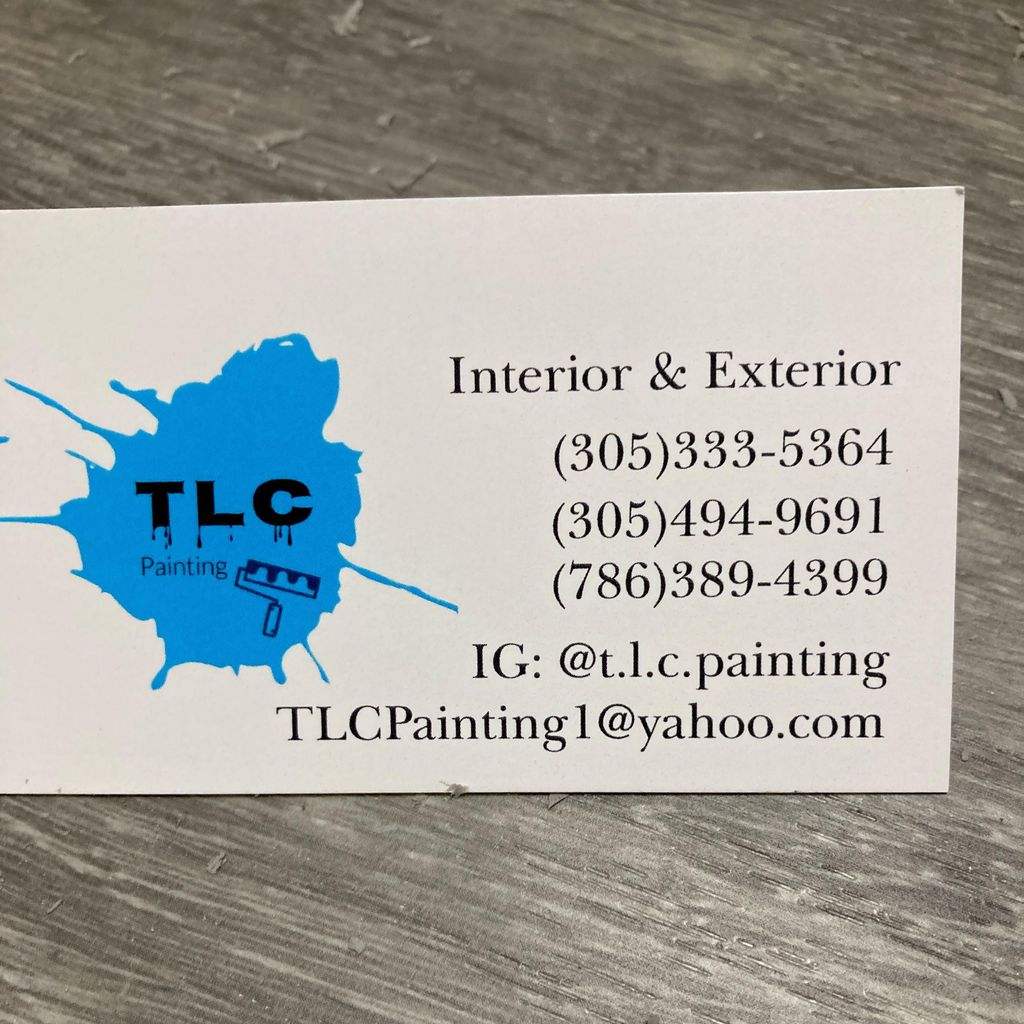 #1T.L.C Painting