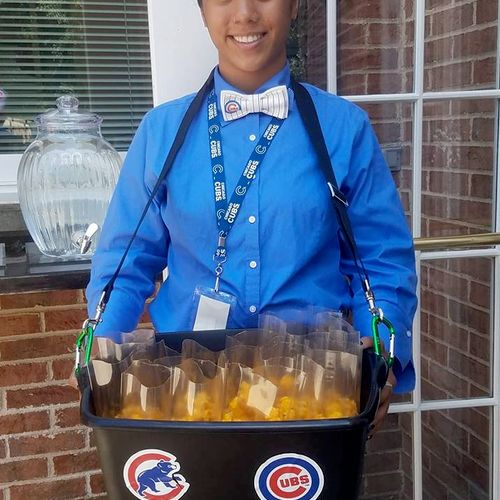 Cubs Themed Party
