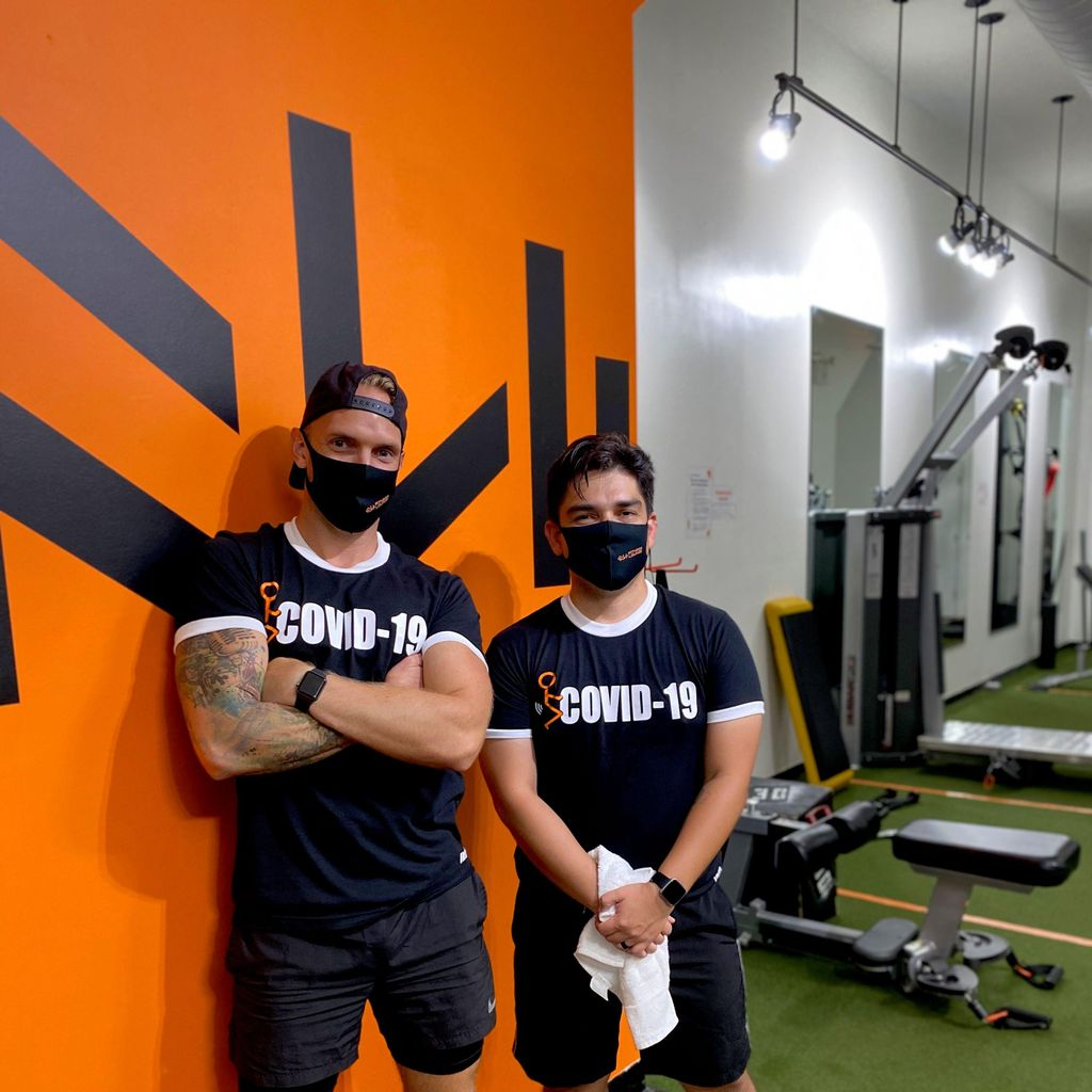 Fitness Lounge