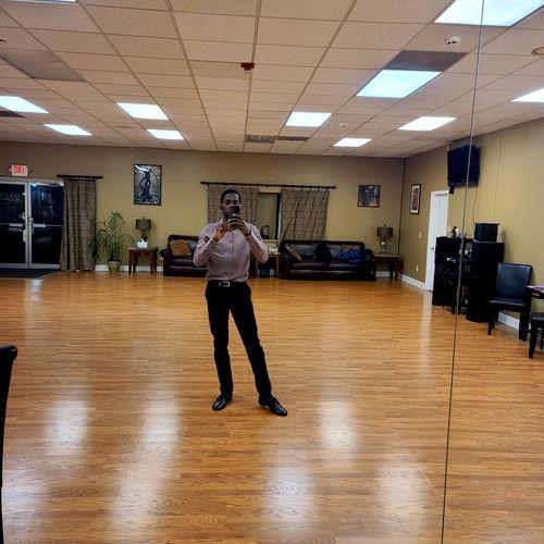Got to love a nice dance floor.