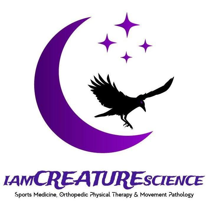 I Am Creature Science Sports Medicine