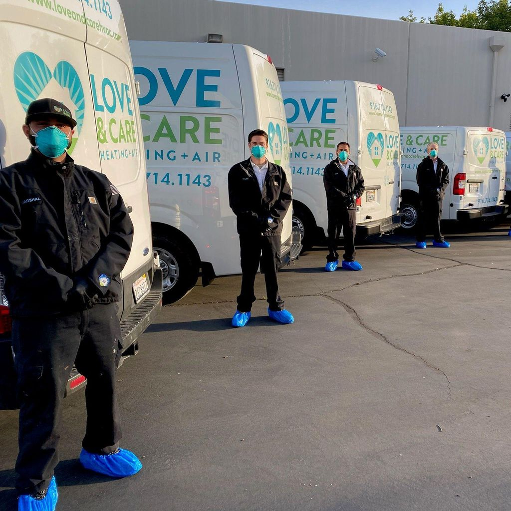 Love And Care Heating And Air, LLC