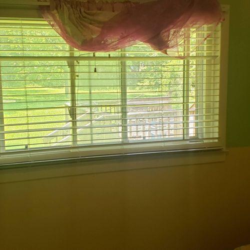 Bedroom color change(before)