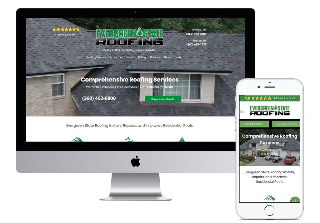 Custom Website & Marketing
