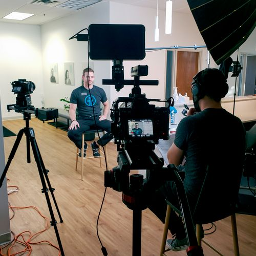 Behind The Scenes - E Squared Health
