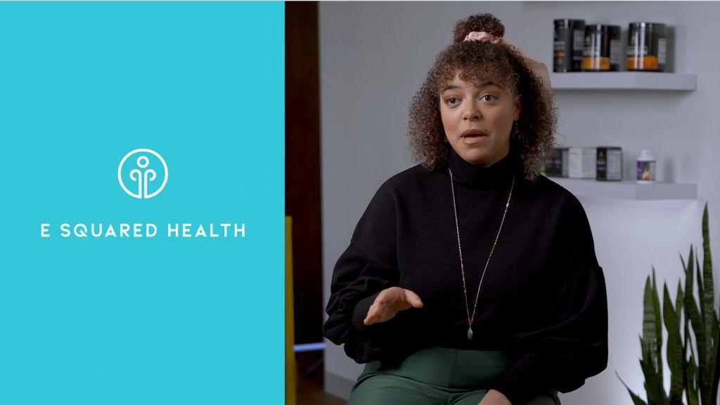 E Squared Health Ad & Website Video