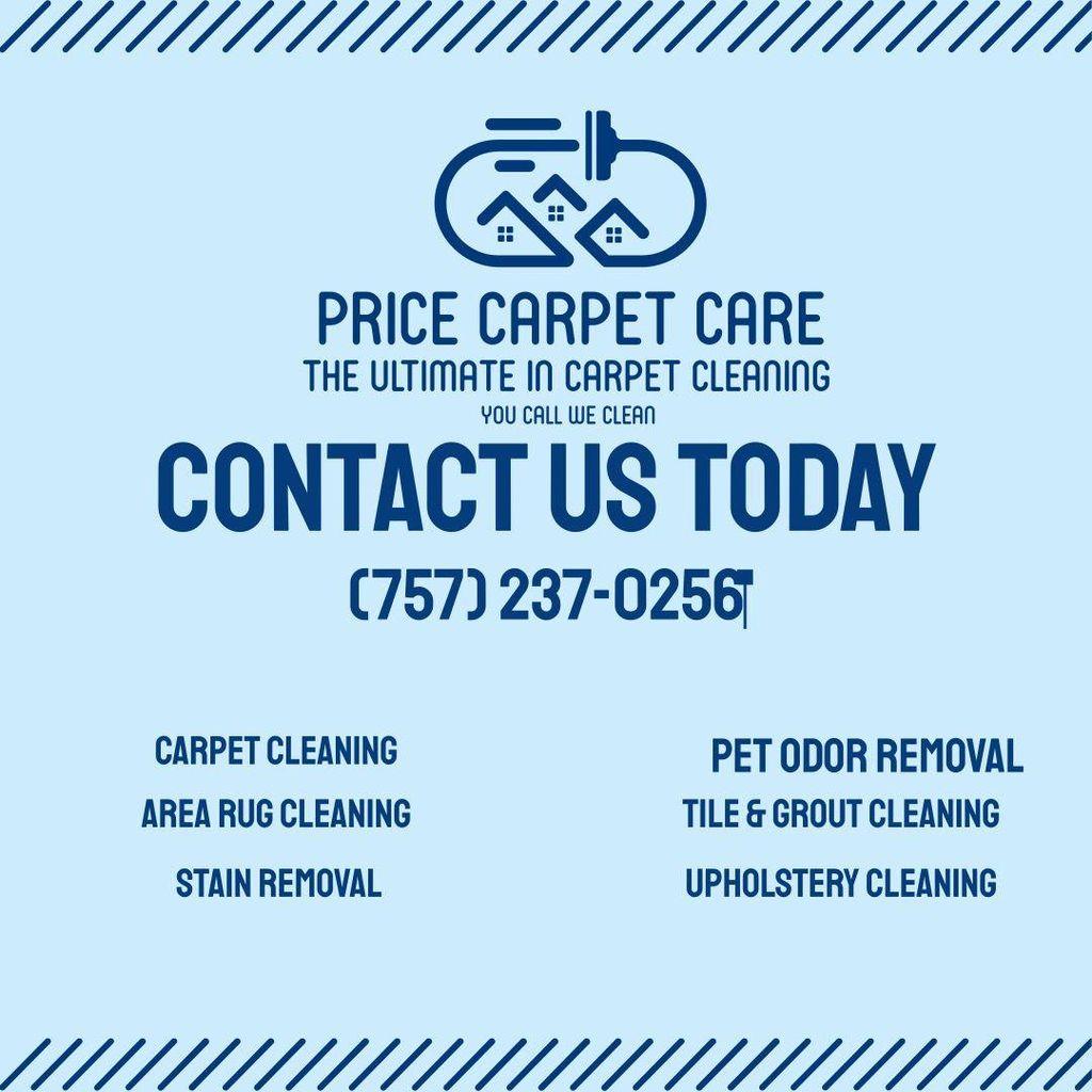 Price Carpet Care