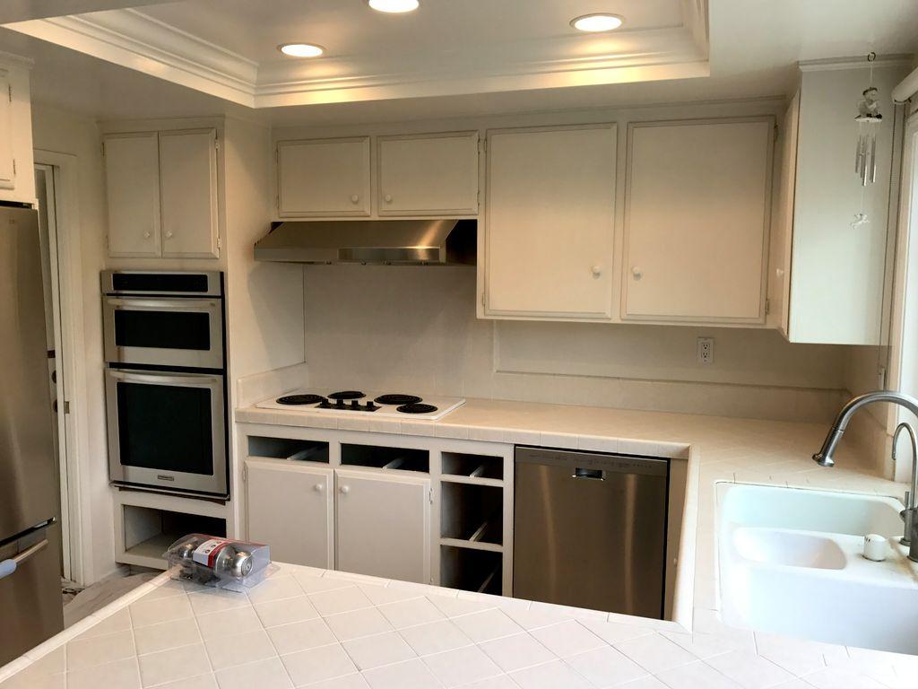 Kitchen Cabinet Reface