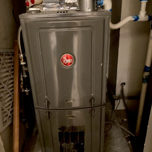 KD Homes We offer heating and air-conditioning repair and service
