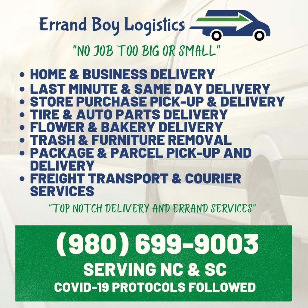 Errandboy Logistics