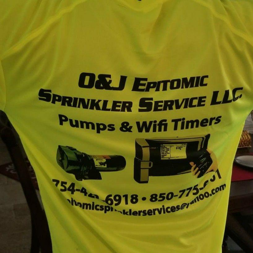 O & J Epitomic Sprinkler Services LLC