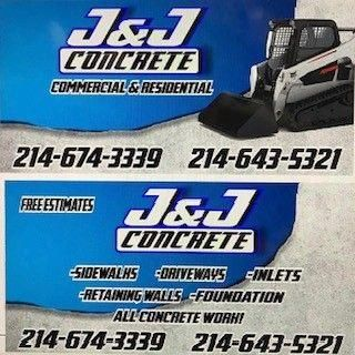 Avatar for J&J Concrete