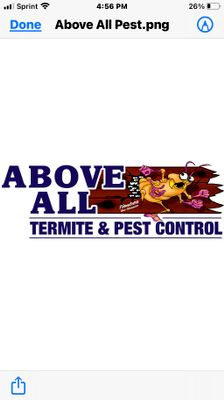 Avatar for Above All Termite & Pest Control