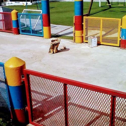 Soccer field for little kids!!