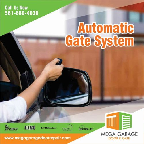 Contact us for your Automatic Gate System Repair & Information!