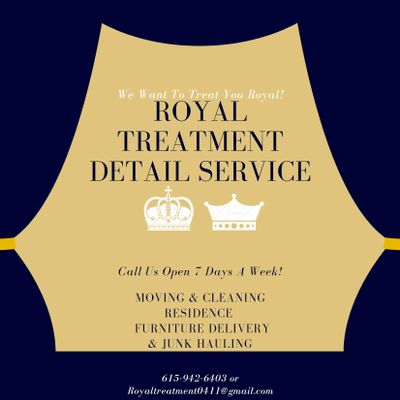 Avatar for Royal Treatment Detail Service