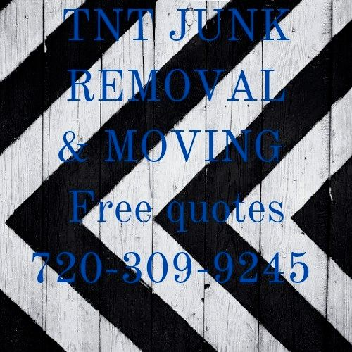TNT junk removal & moving