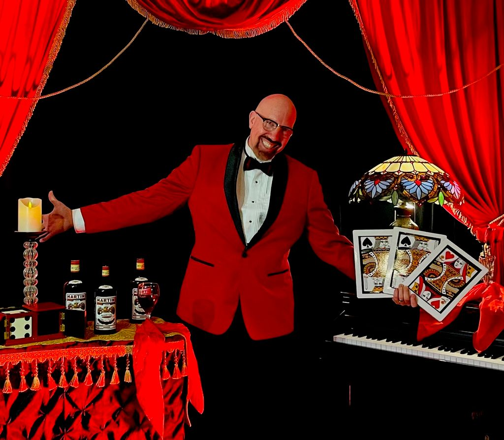 Brian Cassady   Fabulous Magical Entertainment