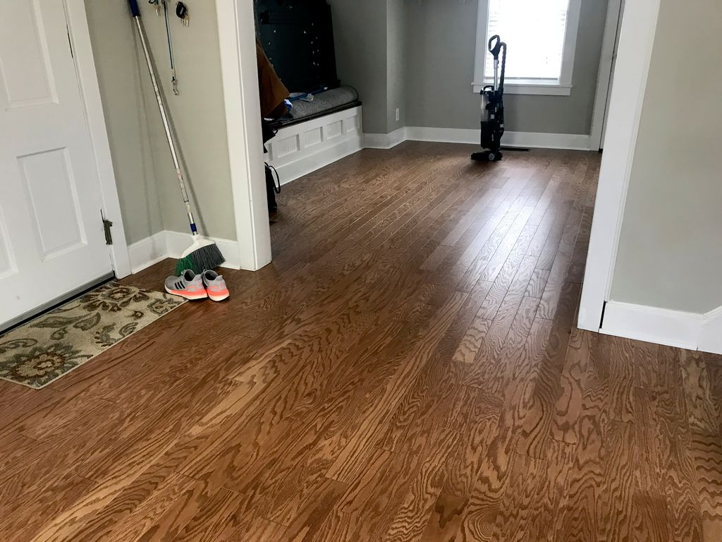 Engineered Flooring Install