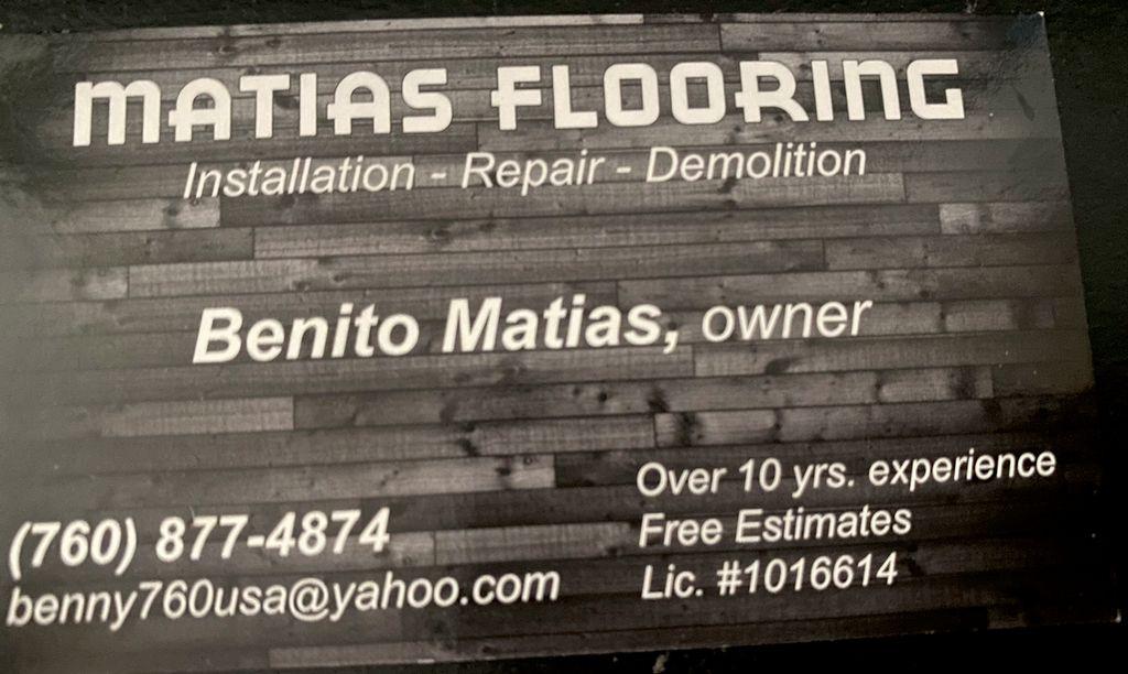 Matias Flooring C-15  1016614