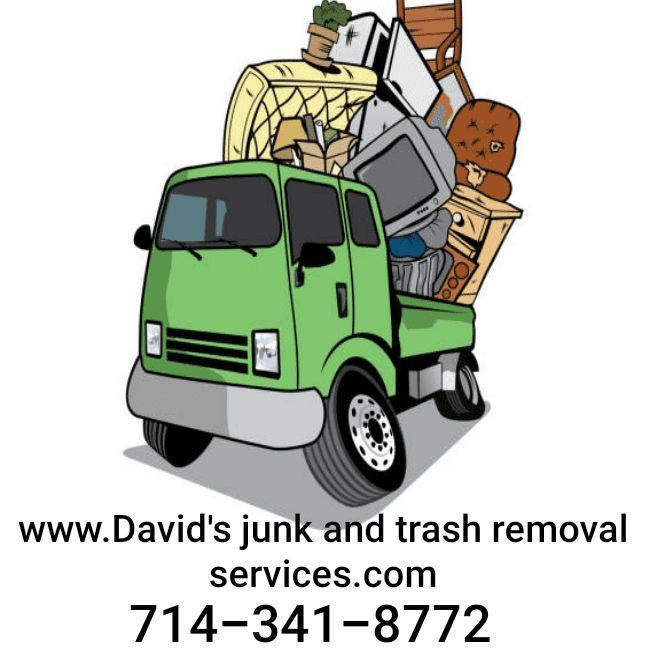 David's junk and trash removal