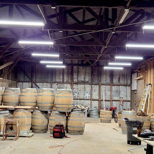 barrel business in San Juan Bautista