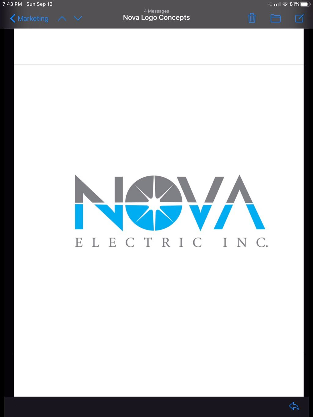 Nova Electric Inc