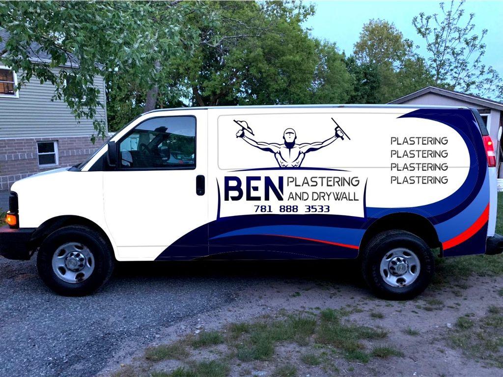 BEN Plastering PRO