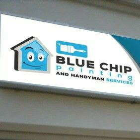 Blue Chip  Painting And Handyman Services