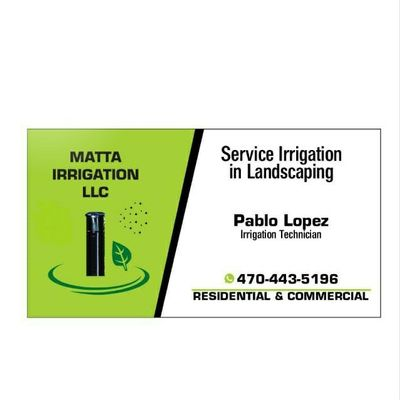 Avatar for Matta Irrigation LLC