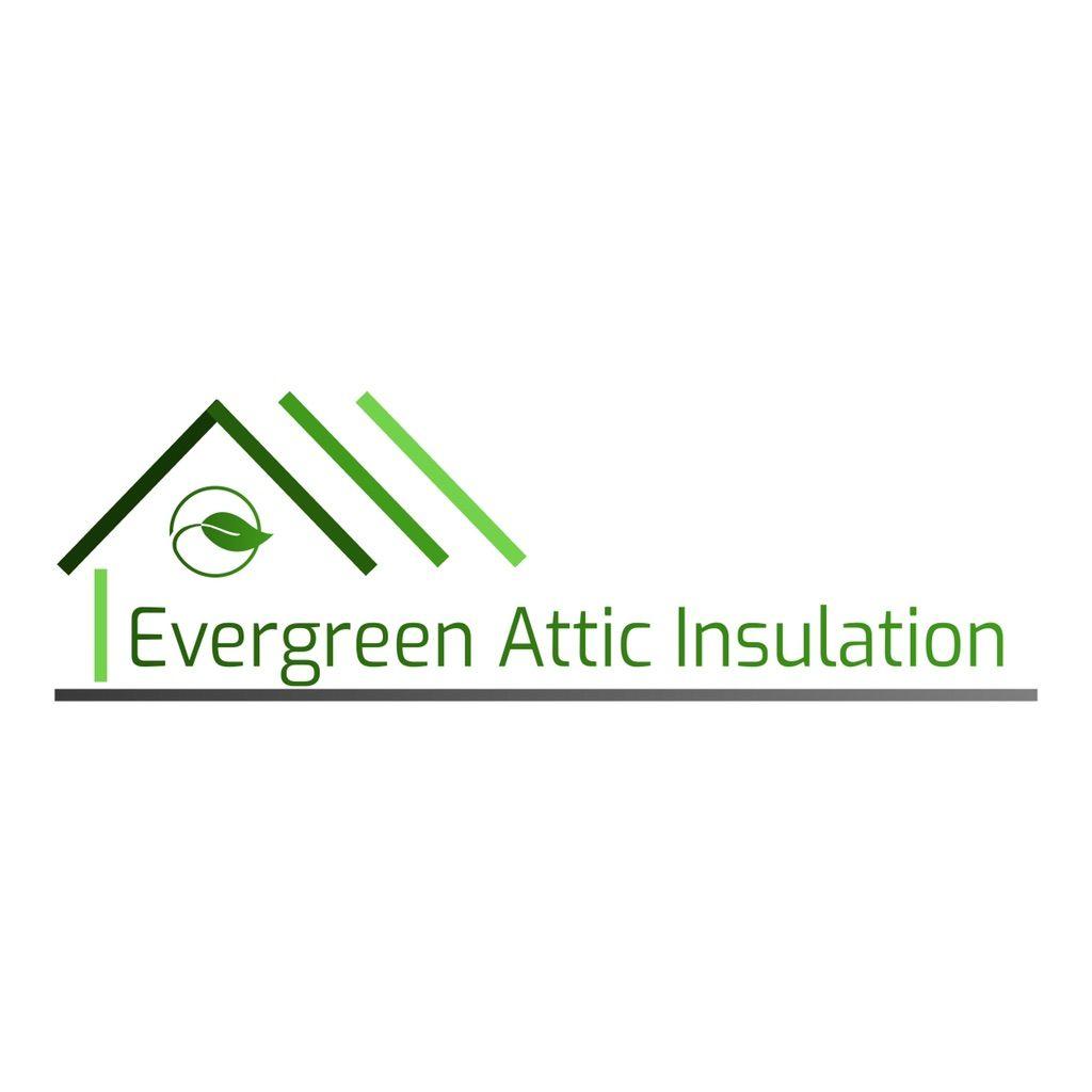 Evergreen Attic Insulation